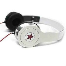 NEW Star white earphone headphone.For samsung ace/with/microphone