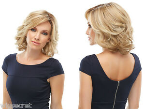 Medium Lace Front Monofilament Hand Tied Heat Friendly Elizabeth Jon Renau Wigs