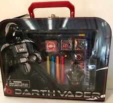 Star Wars Darth Vader Sketch n' Color Carry Case - Great Creative Activities New