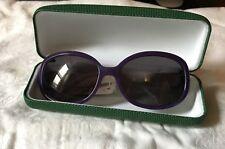 Lacoste Purple & White Women's Sunglasses