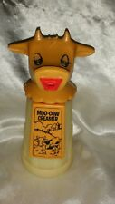 Vintage Whirley Industries Moo Cow Creamer Dispenser