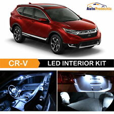 11x COB White Interior LED Light Package Kit for 2013 - 2017 Honda CRV + TOOL