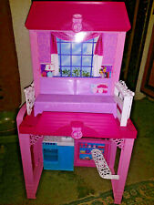 Barbie Doll Pinktastic 2012 Glam Pink Vacation House Stool