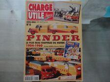 Charge Utile Hors Série n°6 PINDER