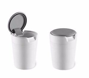 Volkswagen Abfallbehälter Weiß für Getränkehalter 000061142