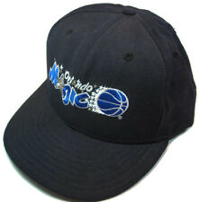 Orlando Magic Baseball Cap NBA New Era Hat 100% Wool 7 1/8