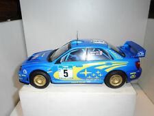 SUBARU IMPREZA WRC RALLY NEW ZEALAND 2001 R.BURNS #5 ALTAYA IXO 1:18