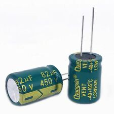105℃ RoHS 68uF 450V φ18x31mm SC 5pc Electrolytic Capacitor GHA Axial 2000hr