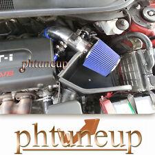 BLUE 2007-2009 TOYOTA CAMRY 2.4 2.4L I6 ENGINE HEATSHIELD COLD AIR INTAKE KIT