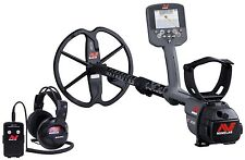 Minelab CTX 3030, waterproof metal detector+carry bag+gloves+finds pouch+2x book