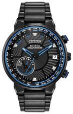 Citizen Eco-Drive Satellite Wave CC303851E Wrist Watch for Men