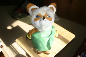 Kung Fu Panda 3 45cm Shifu Licensed Dreamworks Plush Toy