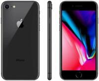 Apple iPhone 8 64GB 256GB Unlocked Smartphone SIM Free All Colours
