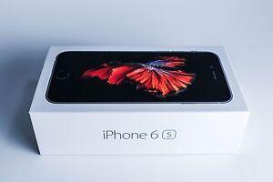 New Apple iPhone 6S - 128GB - Space Gray (Telus) Smartphone