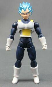 Dragon Ball Super: Evolve Super Saiyan God Vegeta 5 inch Action Figure LOOSE