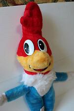 WOODY THE WOODPECKER Stuffed Animal, vintage Woody Woodpecker, plush toy, EUC