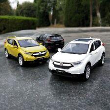 Honda CRV SUV 1:32 Diecast Alloy Sound&Light Pull Back Car Model Kids Toy Gift