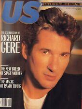 US Magazine Richard Gere April 30, 1990 NO ML 012918nonr