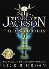 Percy Jackson: The Demigod Files by Rick Riordan (Paperback, 2010)