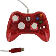 Controlador Para Xbox 360 USB con Cable Color Glow Vibración Compatible   ZedLabz