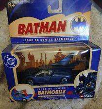 Corgi 2000 Batman Batmobile BMBV2 1:43 Diecast Vehicle NIB Model #77308
