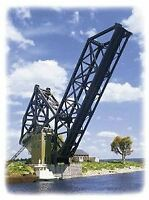 WALTHERS CORNERSTONE HO SCALE 1/87 BASCULE BRIDGE | BN | 933-3070