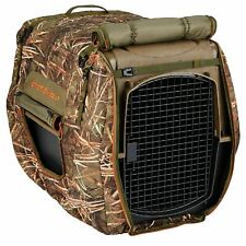 Onyx Insulated Kennel Cover w/ Arctic Shield X-LRG Hunting Dog Cage Cover MUDDY