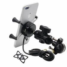 turnraise Support de téléphone portable pour moto avec support pour iPhone 55S