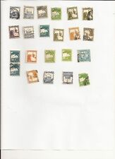 Palestine Old Stamps 22 pre 1948 V. Good Condition one price