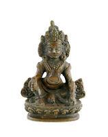 Estatua Lokapalas Buda Latón Nepal Tibetana B