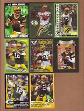 COMPLETE Aaron Rodgers Era 2006-2017 Green Bay Packers Police TEAM SETS - Clay +