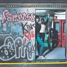 The Ramones Subterranean Jungle Expanded Remastered CD Sire Rhino Warner Bros.