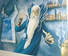 Mounted print Saruman Wizard Lord of the Rings Tolkien