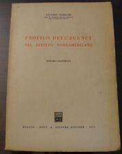 (PRL) 1971 BOOK ANTIQUE LIBRO ANTICO RARO LIVRE VINTAGE PROFILO AGENCY NORDAMER.