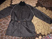 "amco sportswear made in USA black 3/4"" length ski jacket  50 ""Chest"