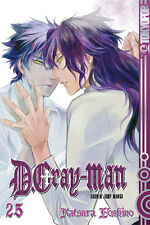 D. Gray-man 25-germano-Tokyopop-productos nuevos