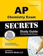 AP Chemistry Exam Secrets Study Guide: AP Test Review for the Advanced Placement