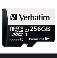 Micro sd 256 gb Verbatim