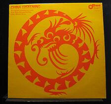 Vicky Lau - China Listening LP Mint- B-02-72-A Sphere Stereo Vinyl Record