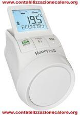 Honeywell TheraPRO HR90 Testa termostatica elettronica