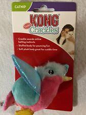 Kong Crackles Tweetz Bird Cat Toy Free Shipping