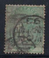 Großbritannien 1856 Mi. 15 Gestempelt 40% 1 Sh, Königin, Victoria