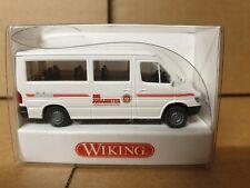 Wiking 1:87 Johanniter MB Sprinter Van 2780228 Boxed