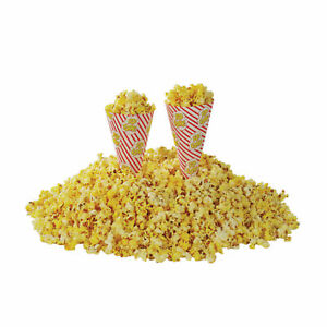 Just the thing'Cone-o-Corn' Popcorn Cones - QTY: 100
