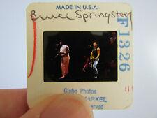 More details for original press photo slide negative - bruce springsteen - 1980's - l