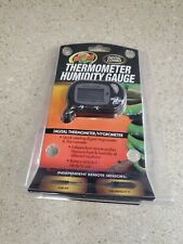 Zoo Med Digital Combo Thermometer/Humidity Gauge