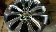 "2011-2013 Hyundai Sonata 18"" Factory OEM Rim Wheel Hyper Silver 70804 Free Ship"