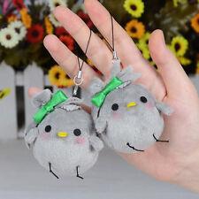 Anime love live! Minami Kotori Bird Plush Doll Cell Phone Strap Bag Hanging 1pcs