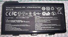 batteria originale MSI CX600 CX620 91NMS17LD4SU1 L74