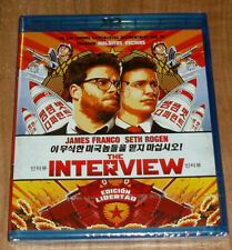 The Interview Blu-ray Sony Pictures H. E.